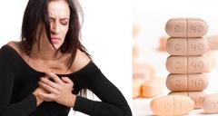 calcium supplements double risk of heart disease in women